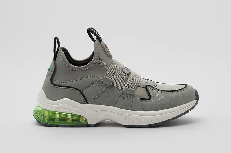 Sony PlayStation x Zara 推出聯名球鞋作品