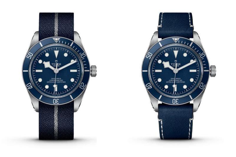 Tudor 推出全新 Black Bay Fifty-Eight「Navy Blue」配色
