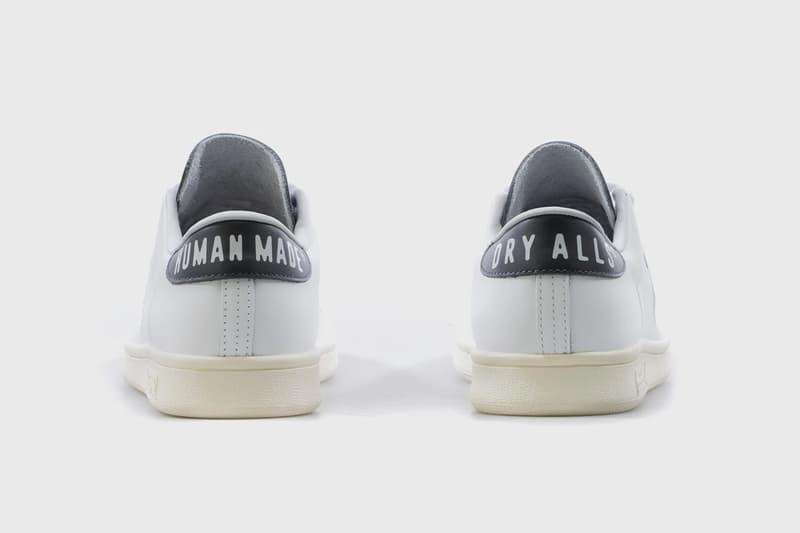 HUMAN MADE x adidas Originals 全新聯乘鞋款系列發佈