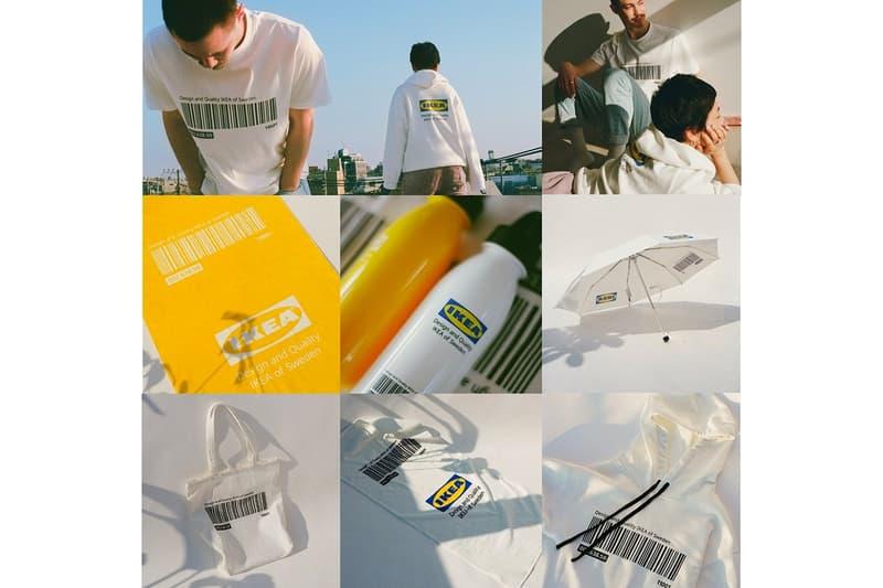 IKEA Japan 首次推出周邊別注系列