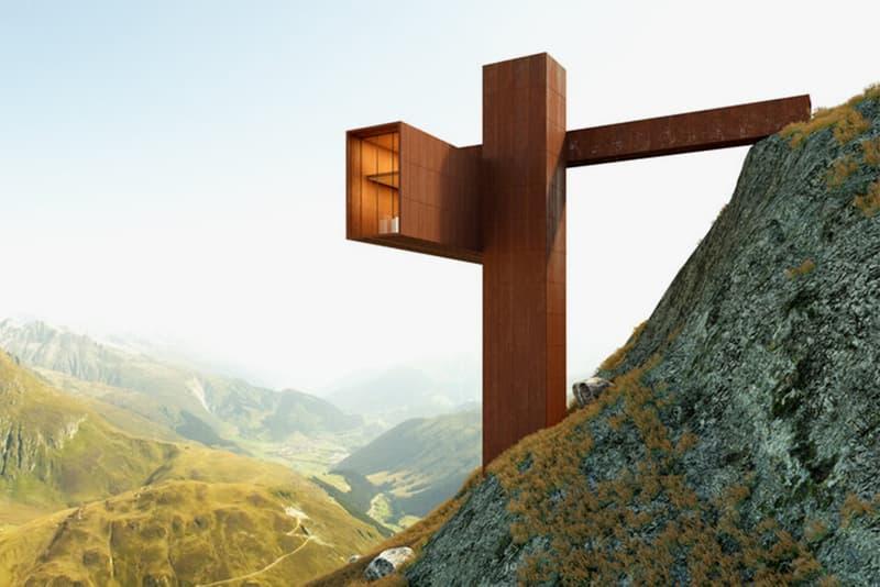 走進矗立懸崖之極限住宅:XYZ House