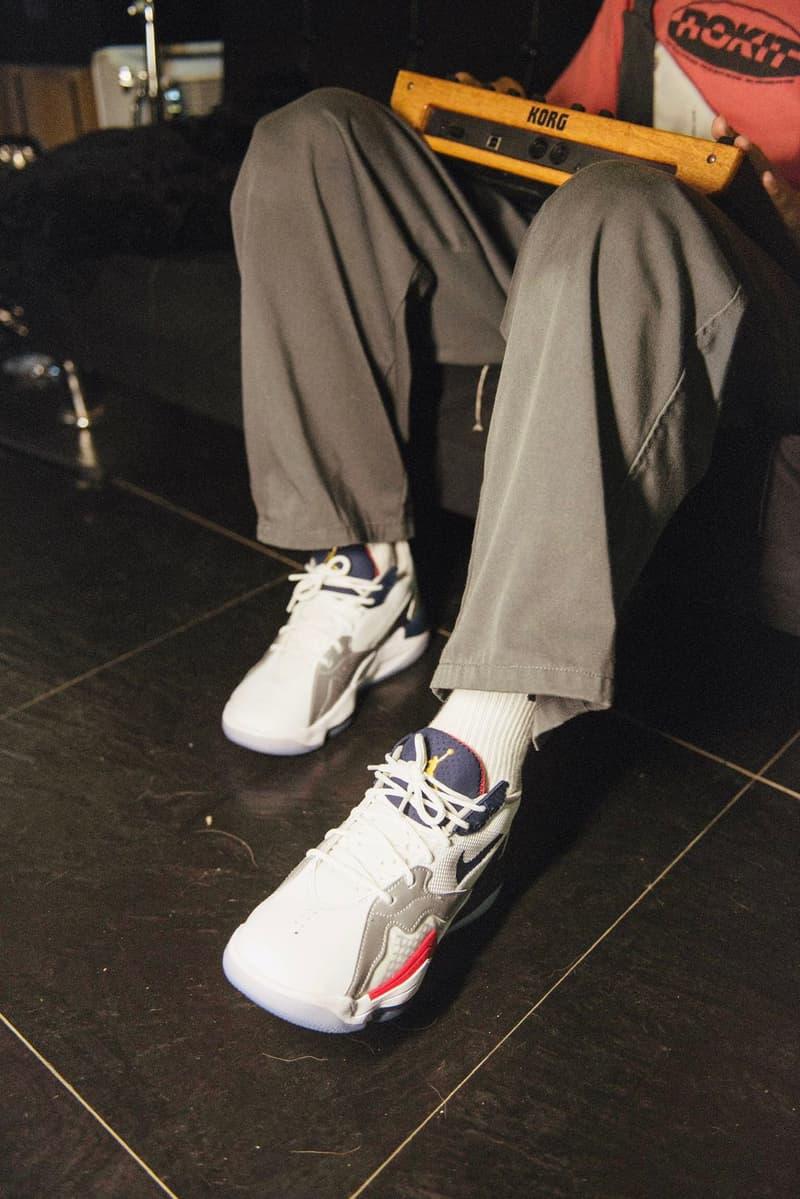 近赏 Jordan Brand 全新 Jordan Zoom '92鞋款