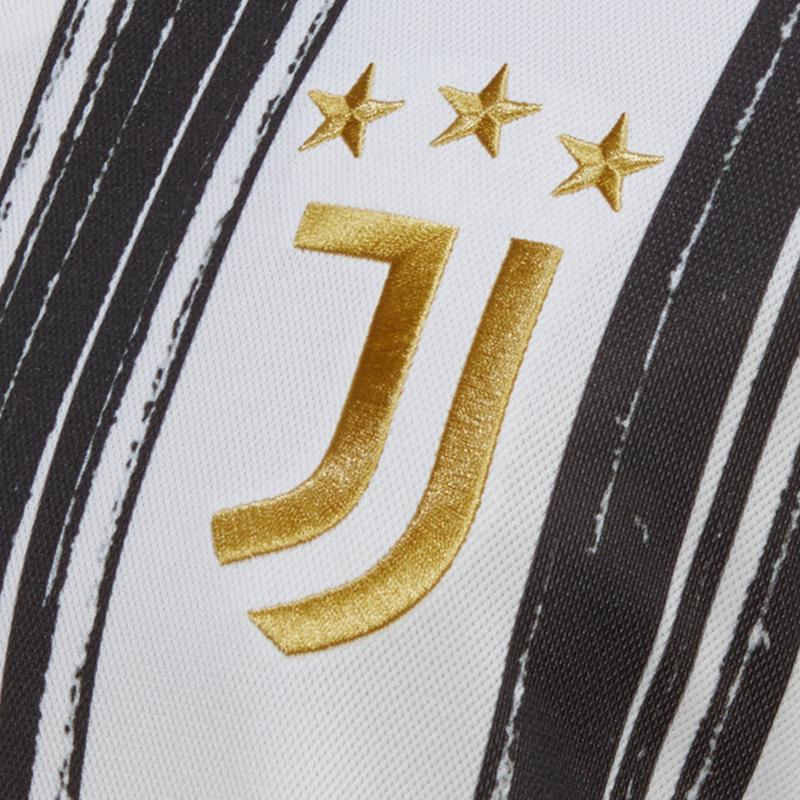 adidas 发布 Juventus 2020/21 赛季全新主场球衣