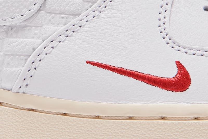 KITH x Nike Air Force 1 最新聯名配色「Tokyo」官方圖輯、發售日期正式公開