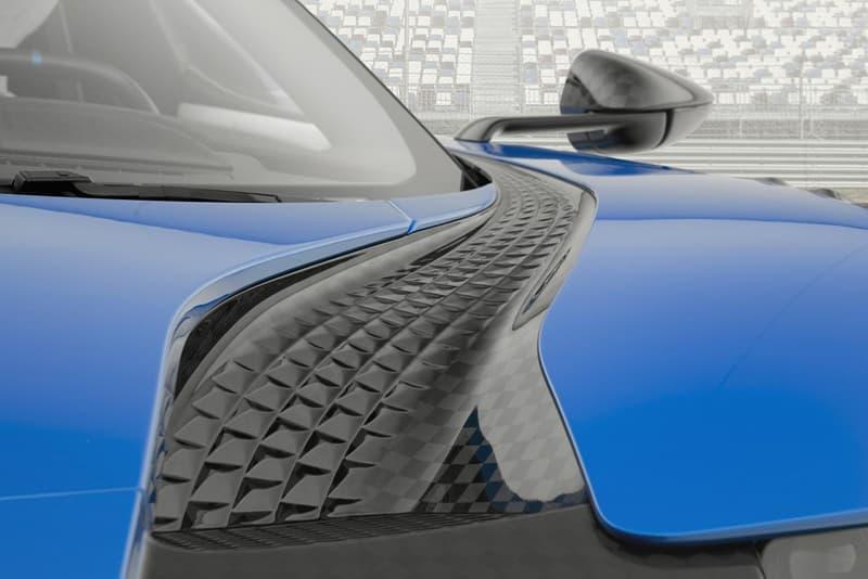 Mansory 打造 700 匹馬力寬體 Ford GT 改裝車型
