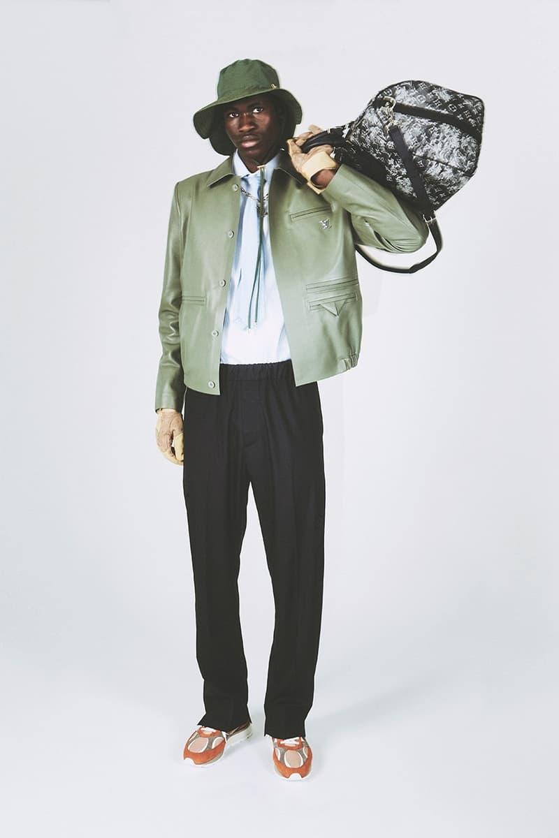 率先預覽 Louis Vuitton 2021 早春男裝系列