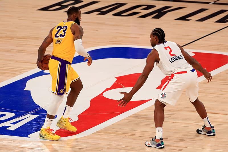 NBA 復賽 − Los Angeles Lakers 擊退 Clippers 贏得首場洛城內戰
