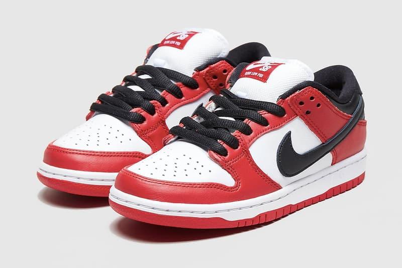 Nike SB Dunk Low「Chicago」配色正式登場