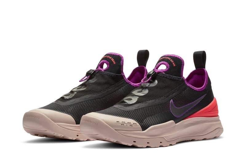 Nike ACG Air Zoom AO运动鞋正式登场