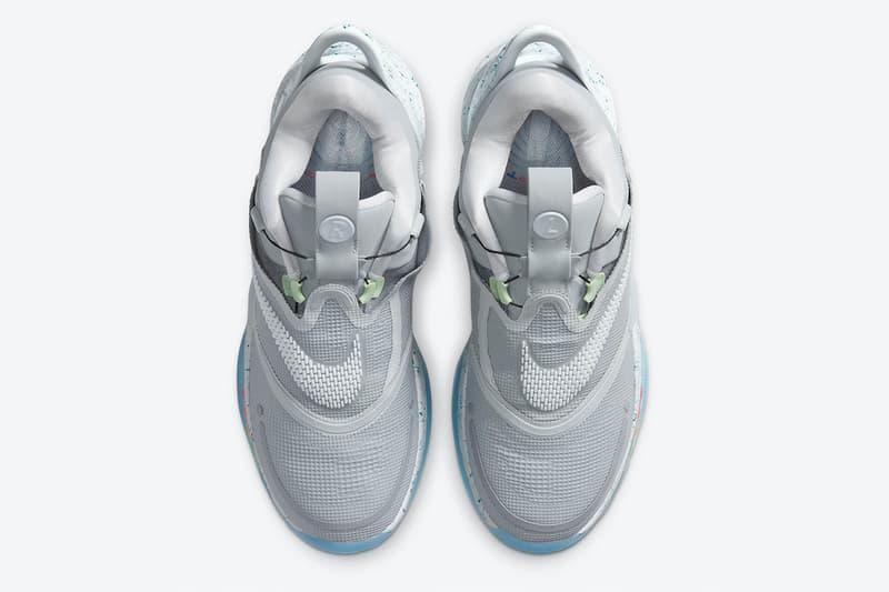 Nike Adapt BB 2.0 迎來「Nike Mag」全新配色