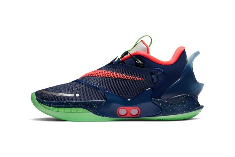 Nike Adapt BB 2.0 全新「Planet of Hoops」配色亮相
