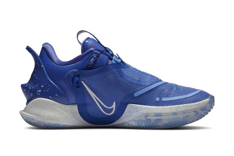 Nike Adapt BB 2.0 籃球鞋全新「Royal Blue」配色亮相