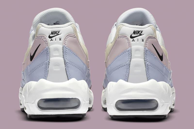 Nike Air Max 95 全新配色「Ghost」正式發佈
