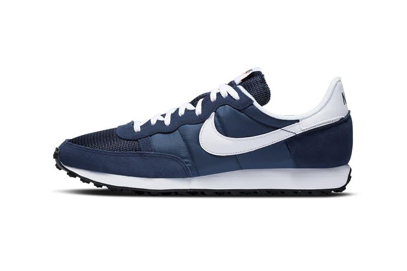 Nike 复刻經典鞋款 Challenger 推出四款配色