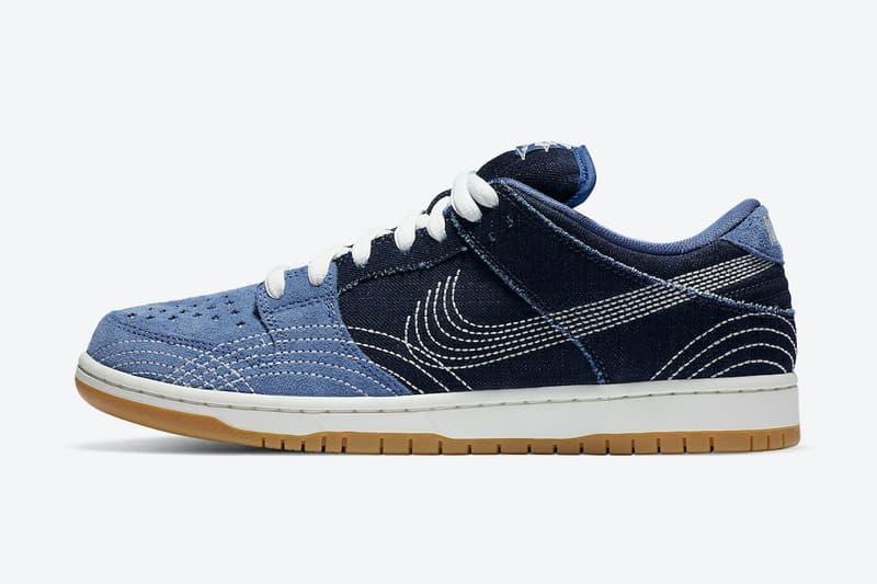 Nike Dunk SB Low「Denim Gum」鞋款官方圖輯釋出