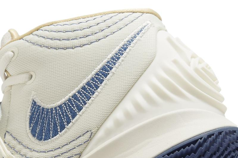 Nike Kyrie S2 Hybrid 籃球鞋款注入「Sashiko」工藝