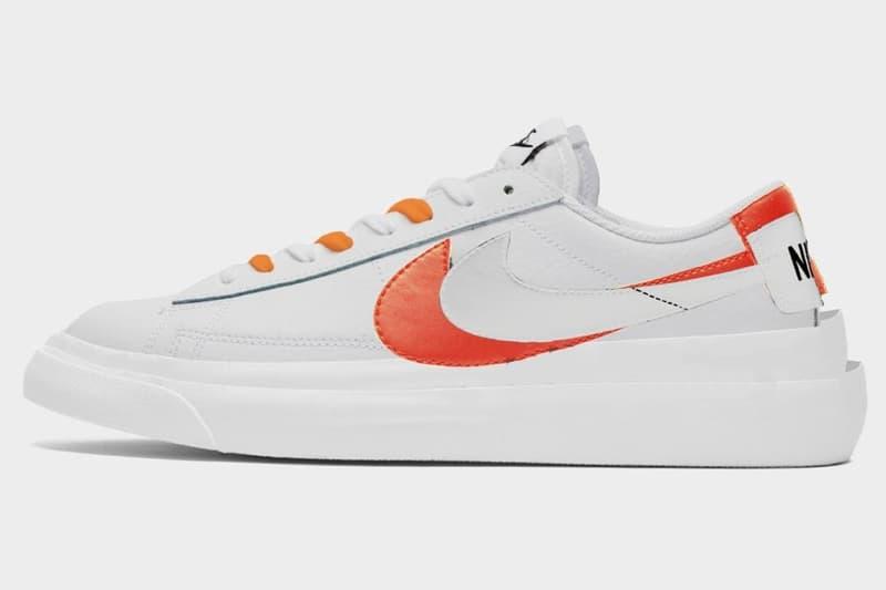 Nike x sacai 全新聯乘系列鞋款消息曝光