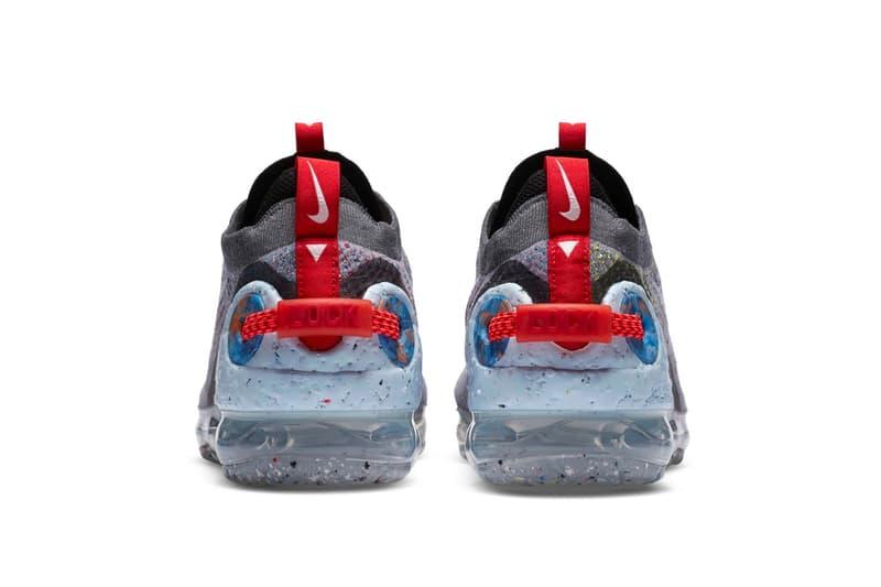 Nike Air Vapormax 2020 最新配色「Smoke Grey」發佈