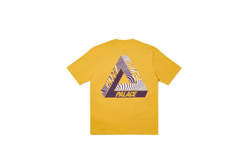 Palace Skateboards 2020 夏季 T-Shirt 系列最終回正式揭露
