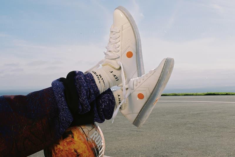 ROKIT x Converse 最新 Pro Leather 聯名鞋款發佈
