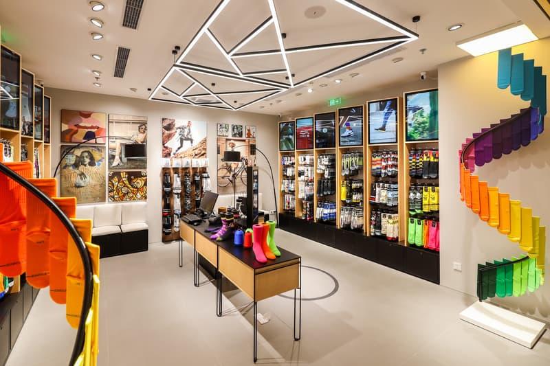 STANCE 于上海港汇恒隆广场开设全新门店