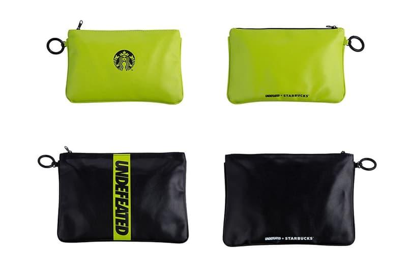 Starbucks x UNDEFEATED 最新聯乘系列發佈