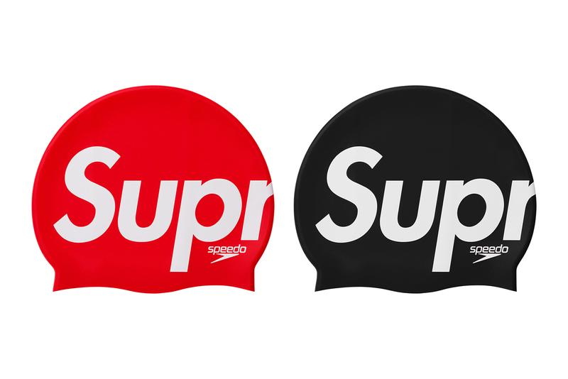 Supreme 發佈 Speedo 联名企划宣傳短片