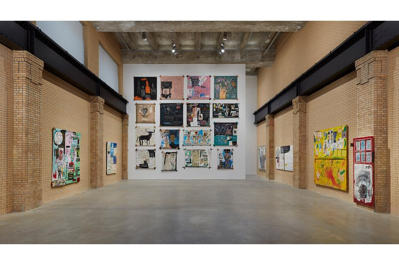 The Brant Foundation 舉辦 Jean-Michel Basquiat 全新線上紀念展覽
