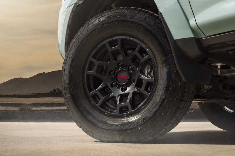 Toyota 推出 TRD Pro 車款獨佔全新「Lunar Rock」塗裝