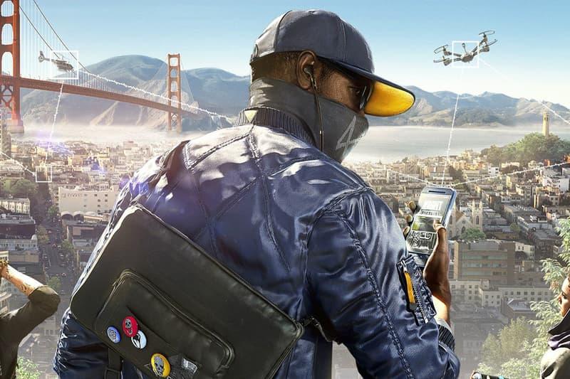 Ubisoft 人氣遊戲《Watch Dogs 2》即將開放限時免費下載