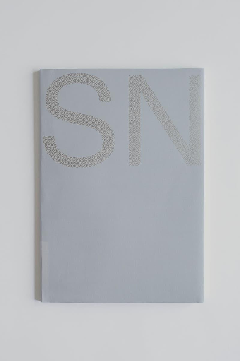 UNDERCOVER 推出品牌首部「SN」 ZINE 小誌