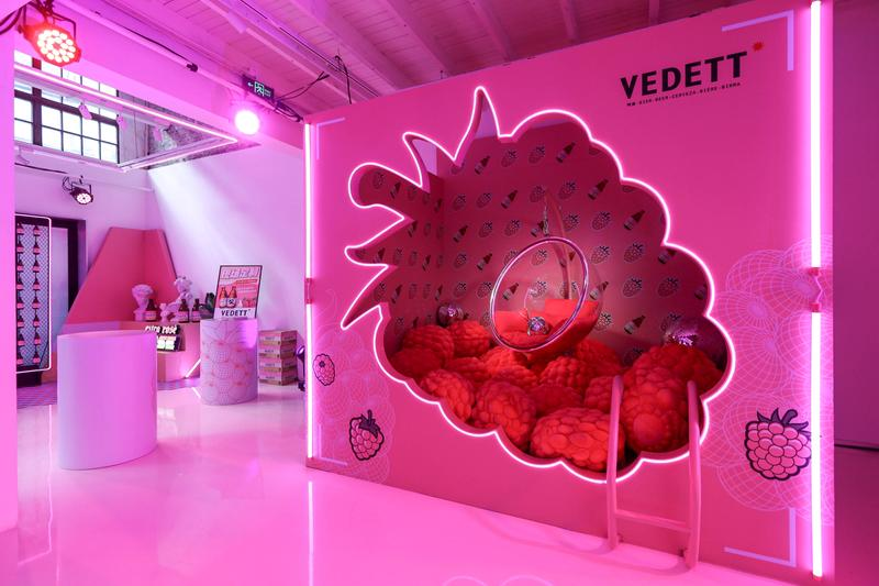 VEDETT 于上海举办 Extra Rosé 玫瑰红啤酒发布派对