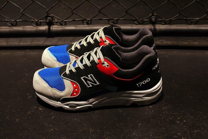 WHIZ LIMITED x mita sneakers x New Balance CM1700 聯乘鞋款亮相