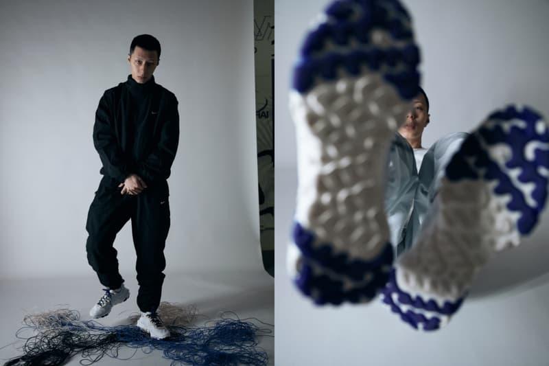 Yeti Out x Nike By You「LOST SIGNAL」主题别注系列登场