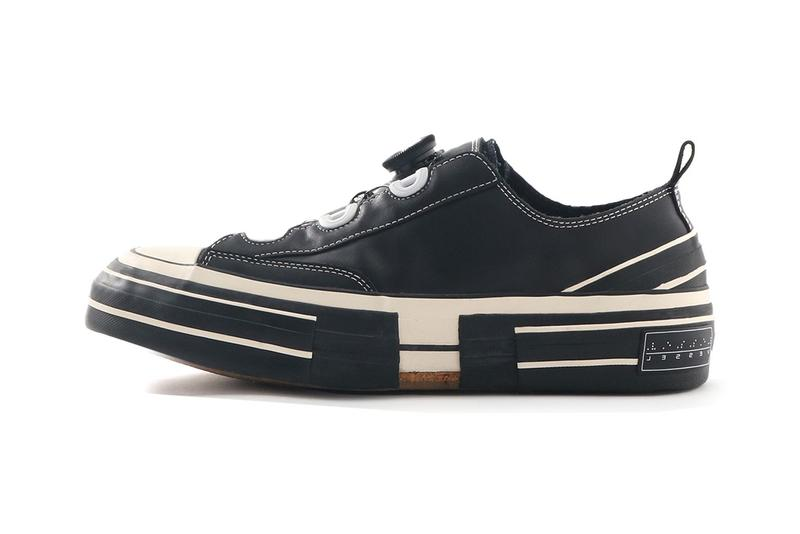 Y's by Yohji Yamamoto 携手 xVESSEL 打造全新联名鞋款系列