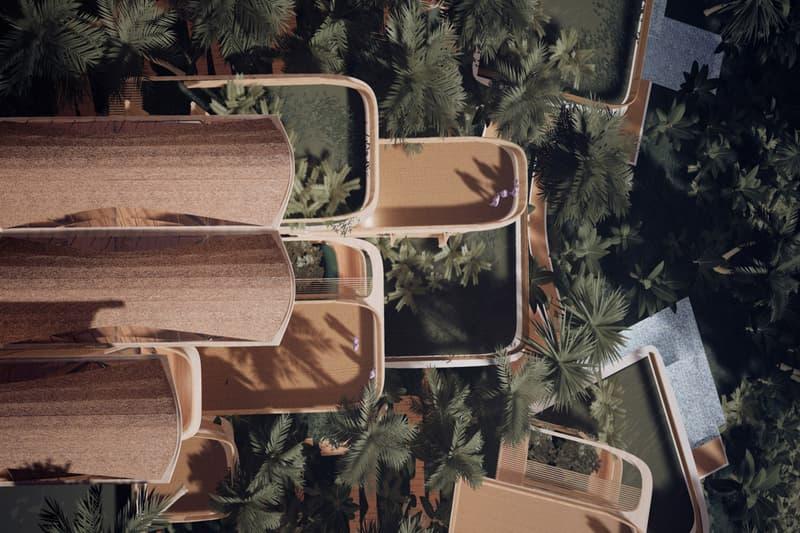 走進 Zaha Hadid Architects 海島複合式住宅:Roatán Próspera Residences
