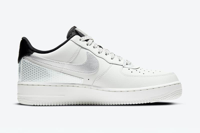 率先預覽 3M x Nike 全新聯乘 Air Force 1 反光鞋款