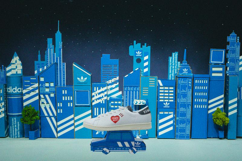 adidas Originals x HUMAN MADE 全新联名系列正式登场