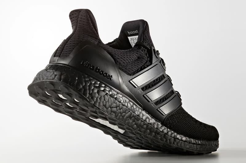 adidas UltraBOOST 1.0 人氣 OG 配色「Triple Black」即將回歸