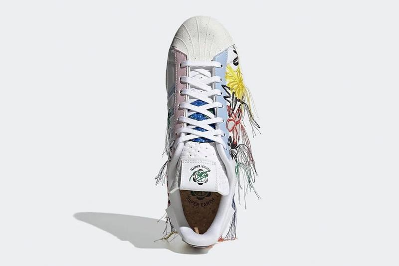 率先預覽 adidas × Sean Wotherspoon 全新聯乘鞋款「SUPEREARTH」