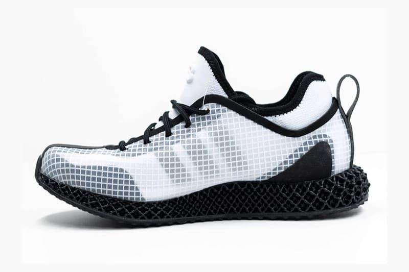 adidas Y-3 Runner 4D IO 最新 Sample 鞋款率先曝光
