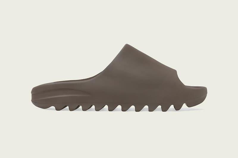 adidas YEEZY SLIDE 全新配色「Core」和「Soot」正式發佈