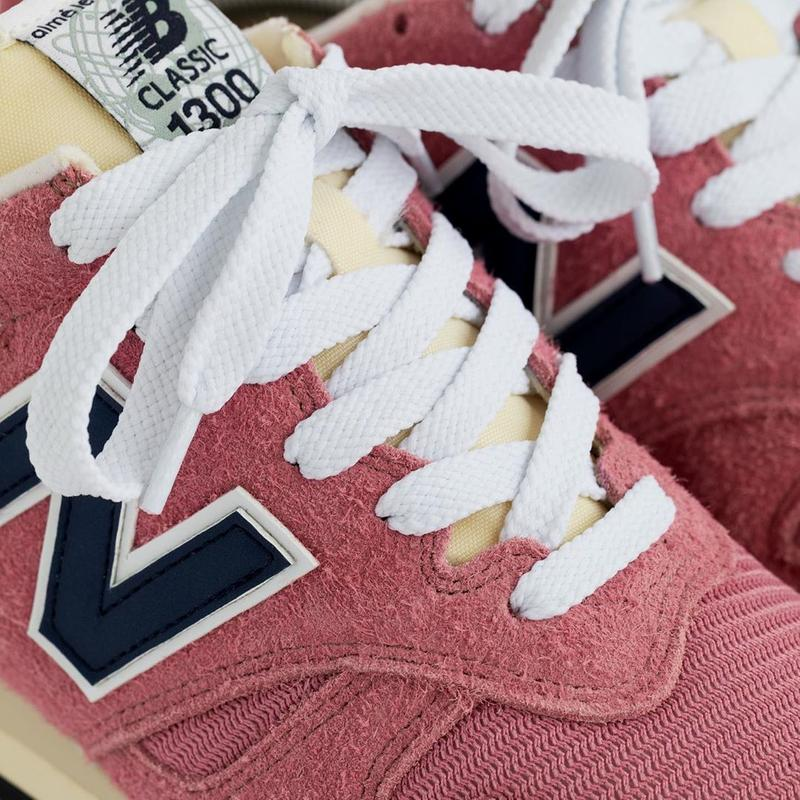 Teddy Santis 曝光 Aimé Leon Dore x New Balance 1300 最新聯名鞋款