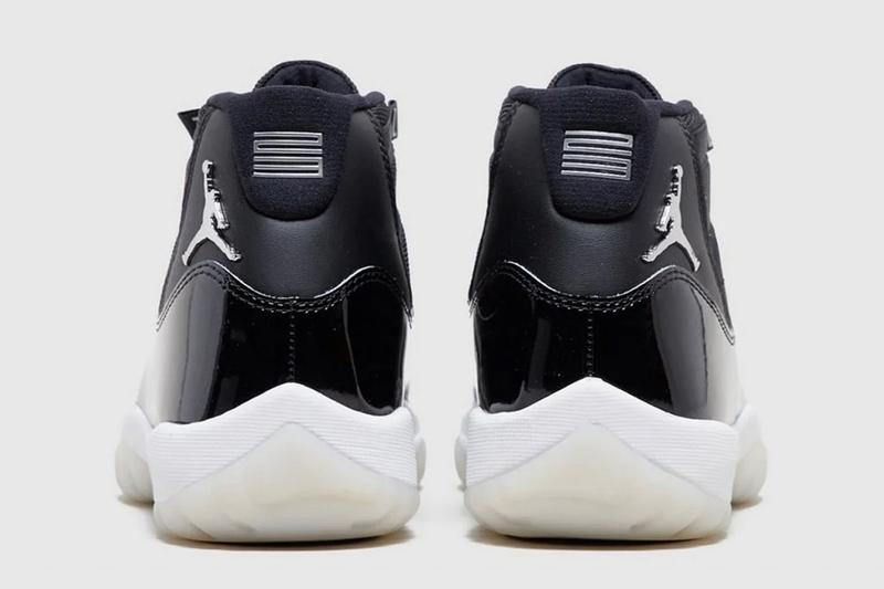 Air Jordan 11 最新 2020 年度復刻版本「25th Anniversary」鞋款新圖再曝光