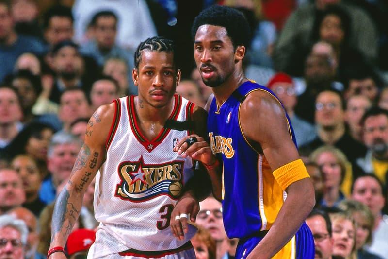 Allen Iverson 發表致逝世球星 Kobe Bryant 信件《Dear Kobe》