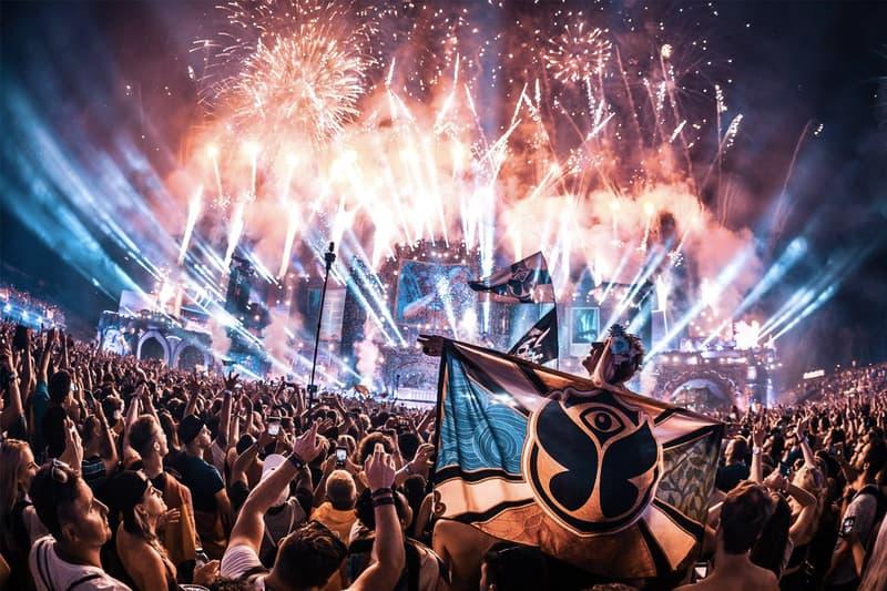 Apple Music 打造 2020 電子音樂界盛事《Tomorrowland: Around the World》現場表演歌單