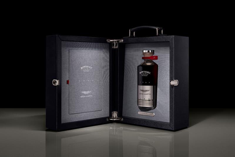 Aston Martin 推出要價 $65,000 美元單一麥芽蘇格蘭威士忌