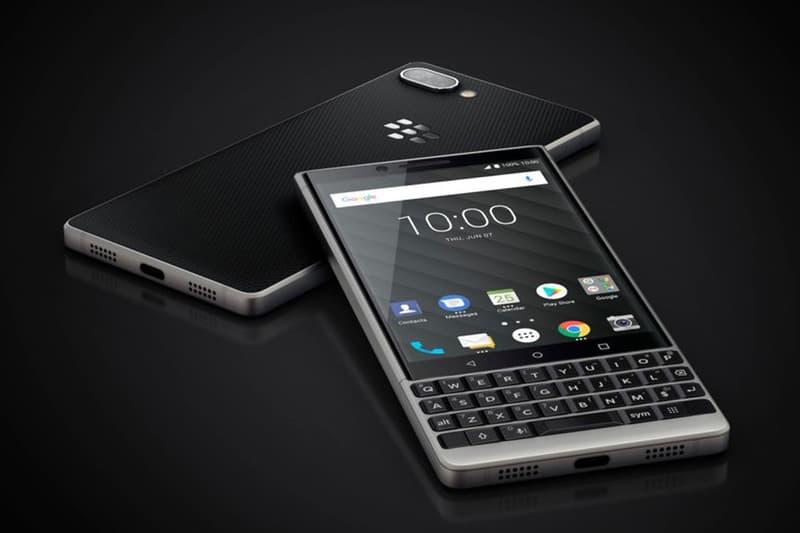 經典手機 BlackBerry 即將搭載 5G、Android 系統正式回歸