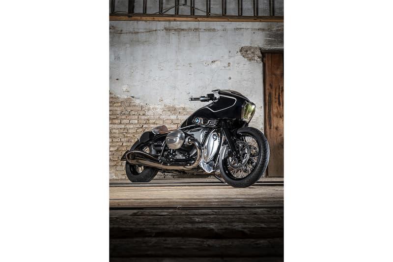 Blechmann 打造 BMW Motorrad R18 全新定製改裝車型