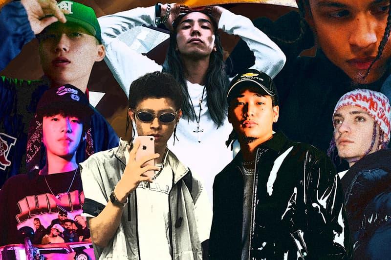 HYPEBEAST 日本編輯部嚴選 10 組新銳 R&B 與饒舌歌手